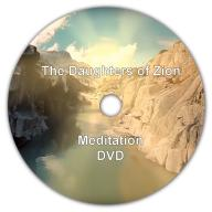 Daughters of Zion Meditation Video DVD