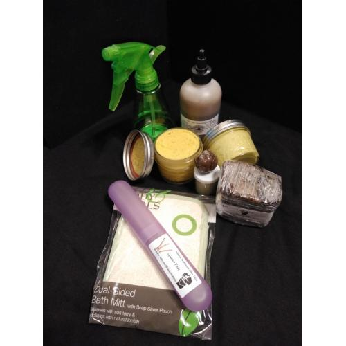 Black Soap Beauty Bundle
