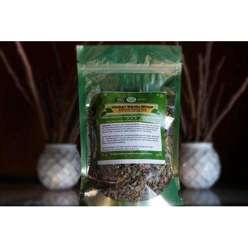 Ancient Purity Tea - Original Ginkgo Biloba Blend 4oz