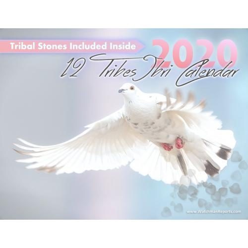 12 Tribes Ibri/Hebrew Calendar - Doves