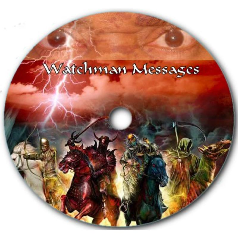 Watchman Messages 13 DVD Collection