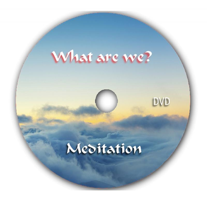 What are we? Power Meditation Video DVD