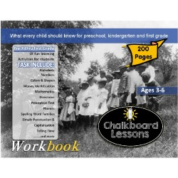 200 Pages - What every child should know for preschool, kindergarten and first grade download.