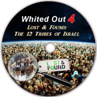 Whited Out 4 Documentary: Lost and Found, The 12 Tribes of Israel DVD