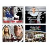Whited Out Documentary Series 1-4, 4 DVD Set
