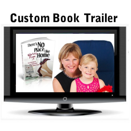 120 Sec. Custom HD Video Book Trailer