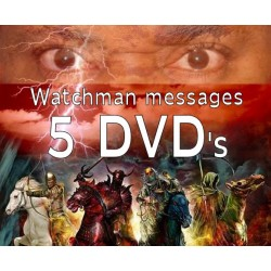 Watchman Messages Set of 5 DVD's