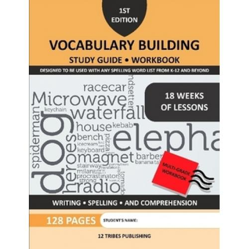 VOCABULARY BUILDING STUDY GUIDE & WORKBOOK