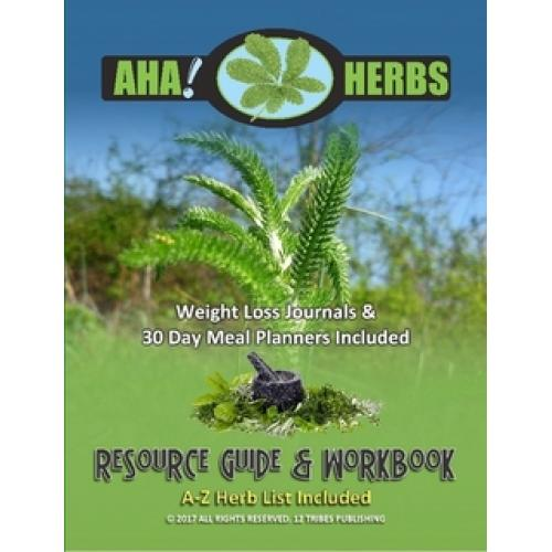Aha Herbs Resource Guide & Workbook